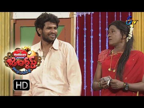 Hyper Aadi Raising Raju Performance  Jabardsth  20th  October 2016  ETV  Telugu