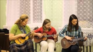 Кубинский танец/ Cuban Dance  ukulele with tab