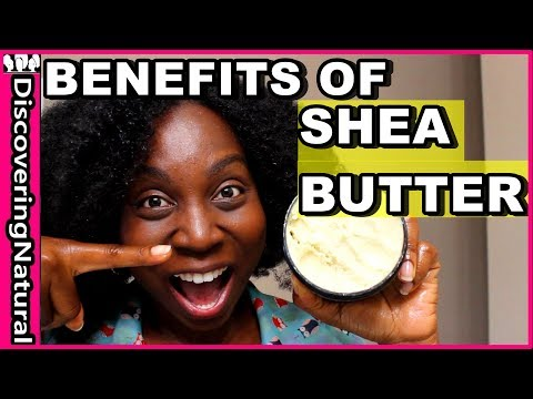 Benefits of Shea Butter on Natural Hair and Skin | Kadima