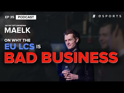 North's Maelk on why the EU LCS is bad business and he's wor