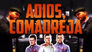 Black Ops 2: Mob of the Dead | Como hacer el Easter Egg (Logro/Trofeo: Adios, comadreja)