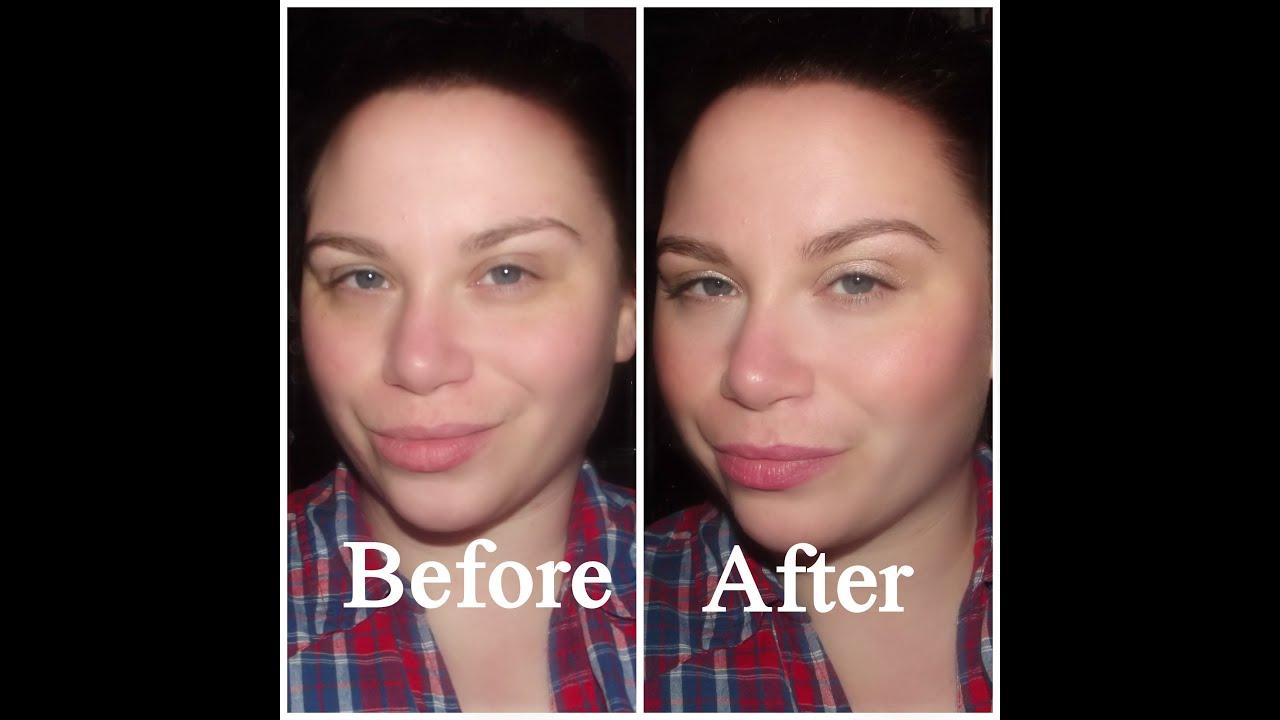 Natural/Minimal Make Up - A 'No Make-Up Make-Up' Look Without ...