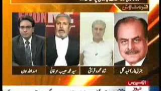 SYED MOHAMMAD HABIB IRFANI IN Front Line PART 2 30th April 2011