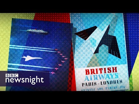 The highs and lows of British Airways - BBC Newsnight