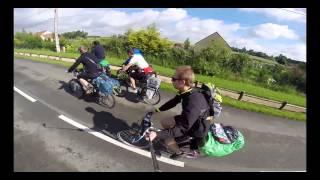 Voyage de Notre Dame au Mont Saint Michel en vélo en 4 jours - 460 km