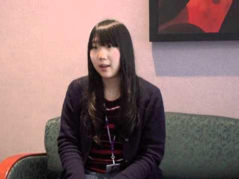 Students from Hiroshima visit JMU