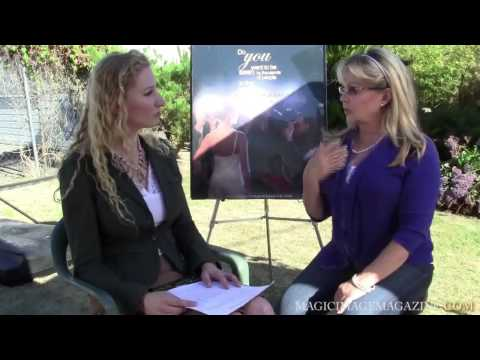 MAGIC IMAGE HOLLYWOOD MAGAZINE INTERVIEWS CHARLENE TILTON
