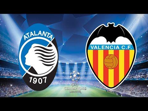 Atalanta Vs Valencia Highlights – Uefa Champions League | Fifa 20