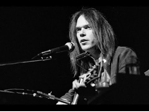 Neil Young - Heart of gold (only vocals)