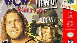 WCW vs NWO world tour Finishers