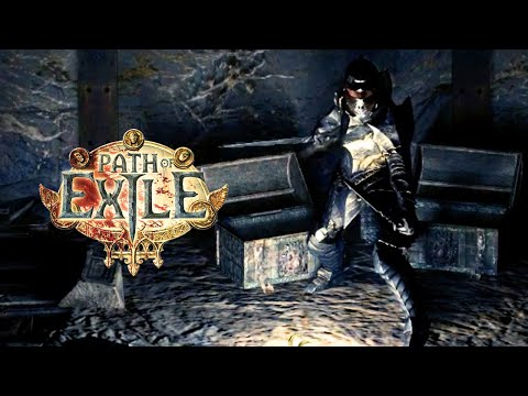 Path Of Exile - Delve Expansion Reveal Trailer