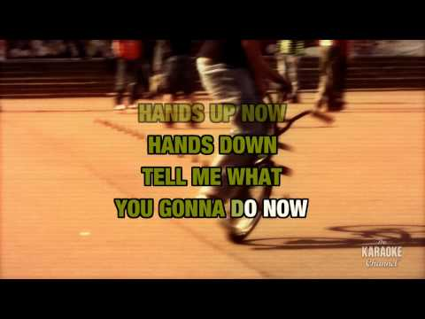 """Rollin' in the Style of """"Limp Bizkit"""" with lyrics (no lead vocal)"""
