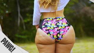 WOW! Colors_of_Autumnn94 - Big Booty White Girl Visual - PAWG/…