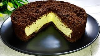 БЕЗ ДУХОВКИ ОСТАНОВИТЬСЯ БУДЕТ СЛОЖНО ОБАЛДЕННЫЙ торт ПЛОМБИР Самый Простой и Быстрый Рецепт