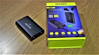AWEI T85 Unboxing Review