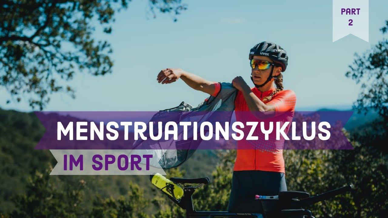 Menstruationszyklus im Sport | Deinen Zyklus und die Hormone verstehen lernen *Englisch Subtitles*