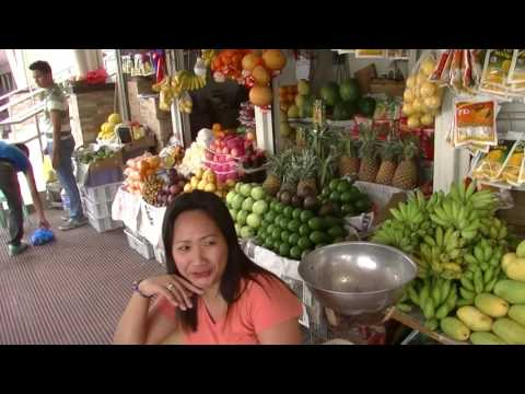 20 Minute Walk Of ''Mean'' Streets Of Malate - Philippines Fun