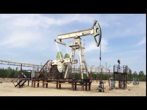 Fossil Fuel Energy, Oil Pump, Pumpjack, Old Pumping Unit, Jack Pump, Donkey