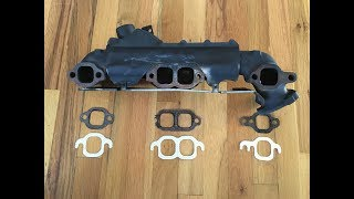 How to Replace an Exhaust Manifold Gasket - Chevy 350