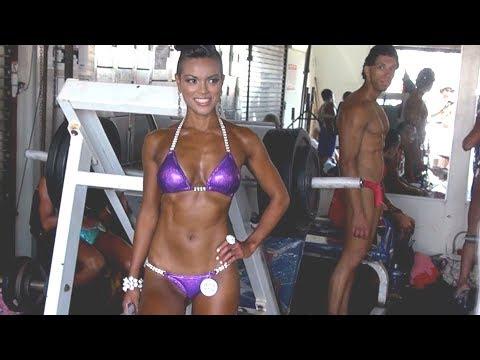Inside Muscle Beach Gym - RAW & UNCUT