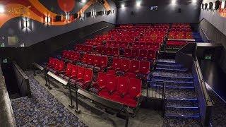 4DX Cinema City Megamall Bucuresti