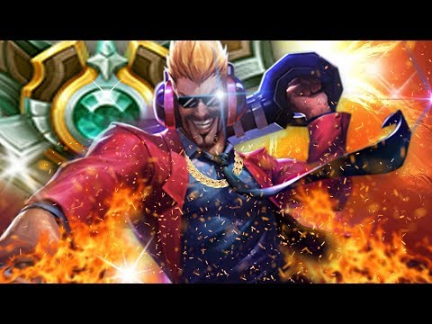 How I Climbed to Masters Playing Draven - League of Legends thumbnail