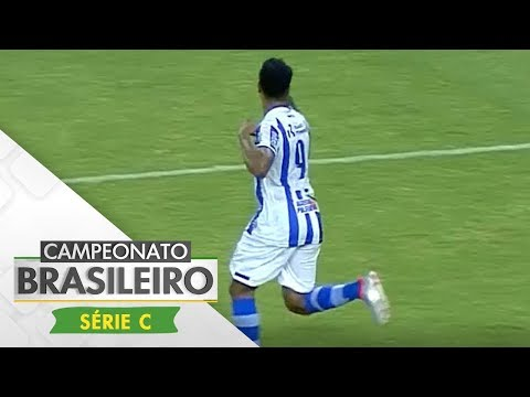 Melhores momentos - Fortaleza 1 x 2 CSA - Série C (14/10/2017)