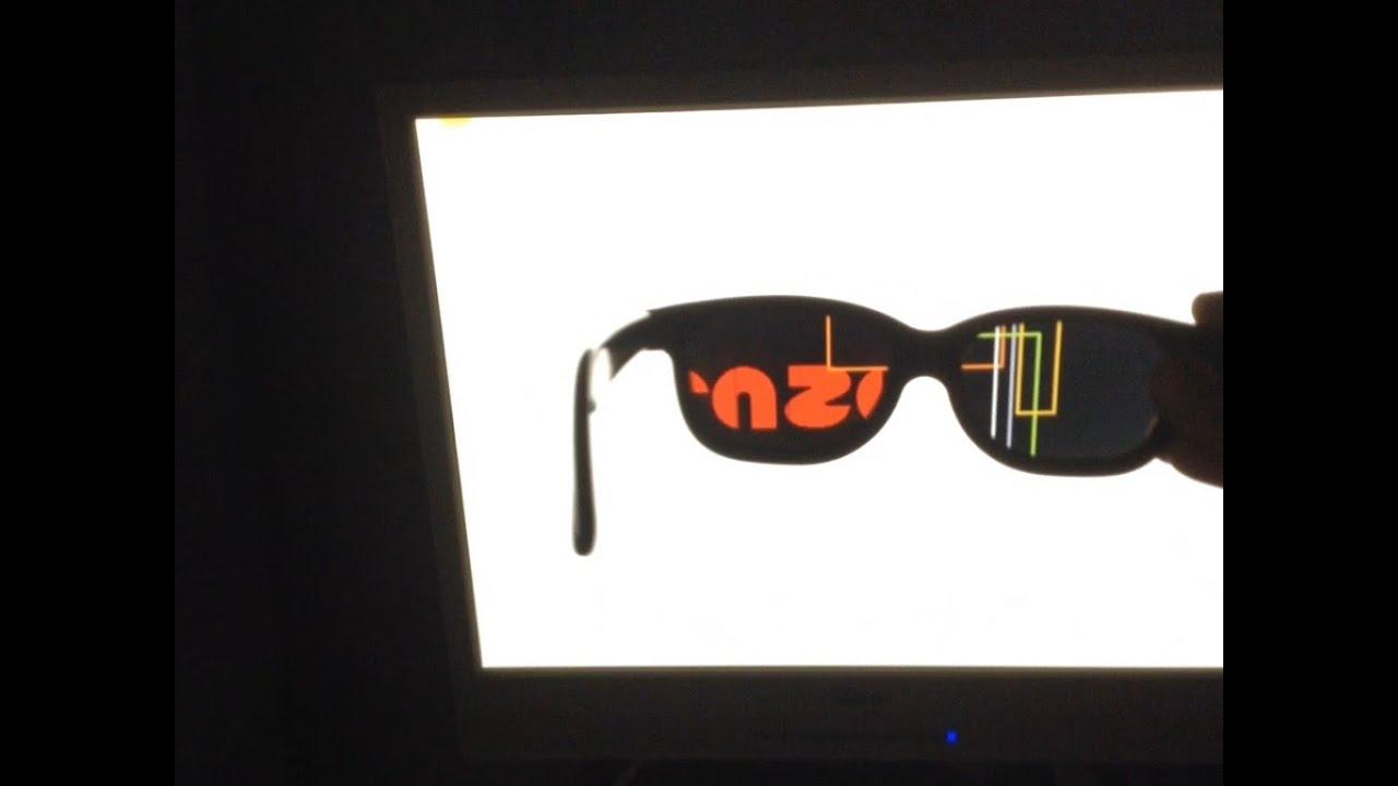 Lcd Monitor Brille selber machen