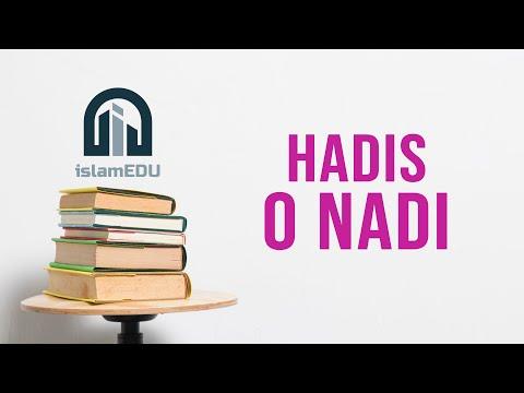 HADIS O NADI