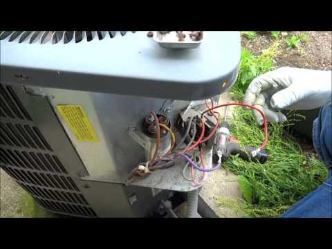 annual maintenance on 2 goodman a.c. units