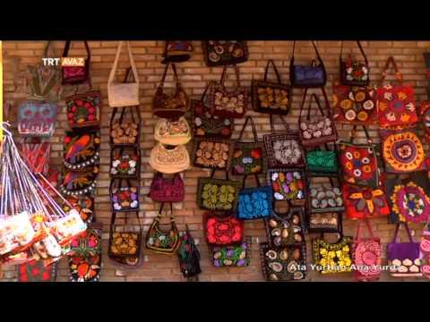 Buhara Çarşıları'nda Satılan Ürünler - TRT Avaz