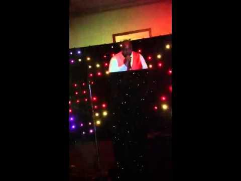 Belfree Dahmer Doing Karaoke