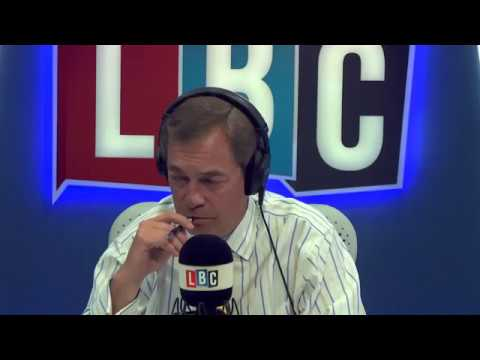 Nigel Farage Discusses the Leaked EU Migration Document