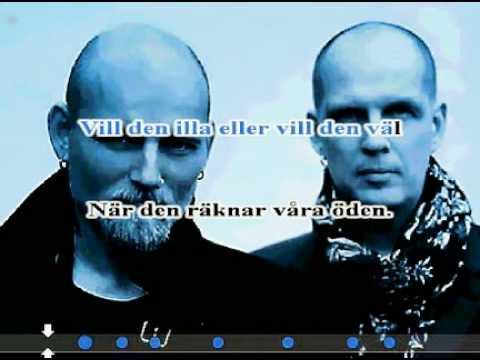 Nordman - Vandraren KARAOKE