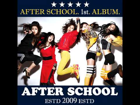 After School_나쁜놈 (Bad Guy)
