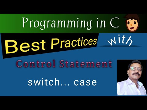 Step - 13 : Switch Case Statement In C Language | Syntax | Example