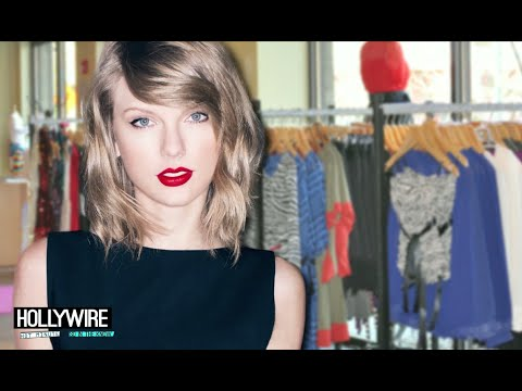 Taylor Swift Launching New Clothing Line! (DETAILS)