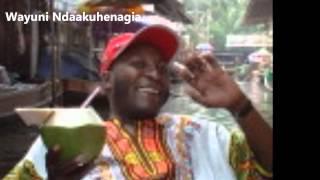 Wayuni Utuire Uhenagia, Wayuni Ndaakuhenagia & Wagite Ngatho Ta Hiti - By Jimmy Wayuni