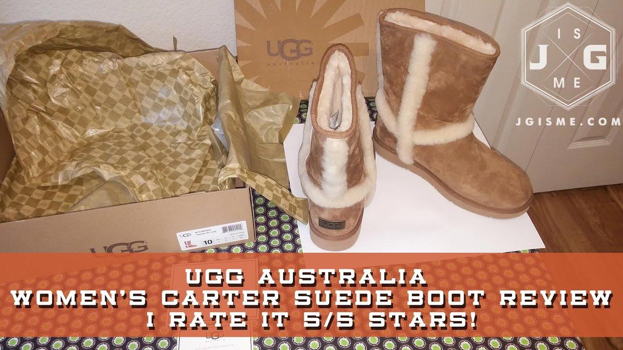 e008117dba21a6 UGG Womens Carter Boots