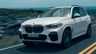 The all-new BMW X5 | Driving Dynamics