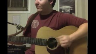 Tow'rs Whiskey & Wine Acoustic Cover by Matt McGory