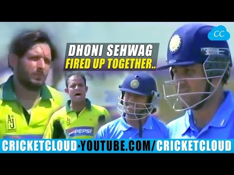 Sehwag & Ms