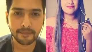 Pooja Sarkar With Armaan Malik 😍 ||Song - Theher Jaa || Film - October.. ..