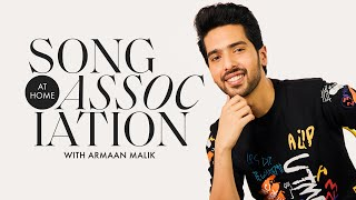 "Armaan Malik Sings Adele, Justin Bieber & New English Single ""Control"" in a Game of Song Association"