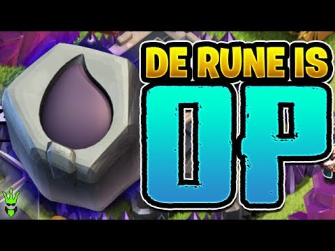 DARK ELIXIR RUNE IS OP! SO MANY UPGRADES! - Let's Play TH9 Ep.4 - Clash of Clans