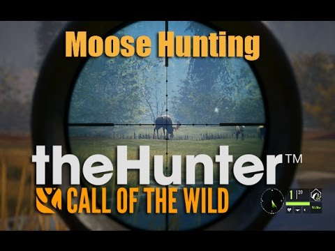 theHunter Call Of The Wild Moose Hunting with 7mm Regent Magnum EP#14