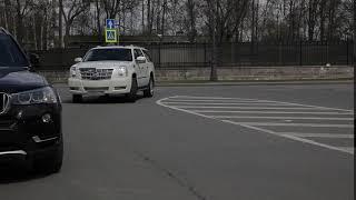 GregoryRent - аренда Cadillac Escalade с водителем