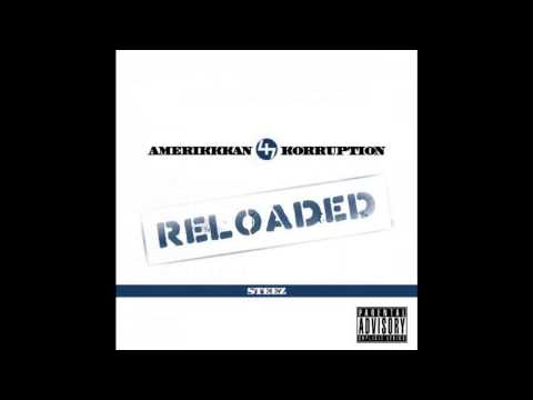 Capital STEEZ -- AmeriKKKan Korruption Reloaded (Full Mixtape) (ℛ ℓ ℘)