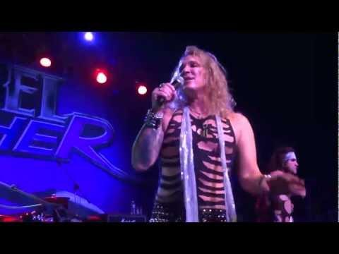 """""""Weenie Ride"""" in HD - Steel Panther 11/30/11 Philadelphia, PA"""