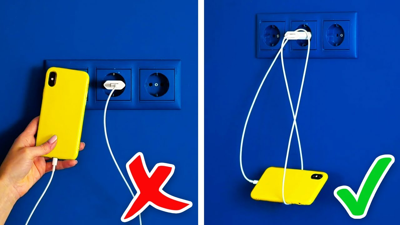 43 GENIUS LIFE HACKS FOR AN EASY LIFE